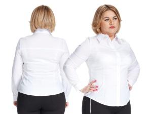 Rozmiary Koszule Plus Iwanek DamskieDuże Size Moda by6fg7
