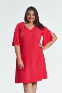 00e079997a Modne sukienki dla puszystych w dużych rozmiarach XXL - Moda Plus ...