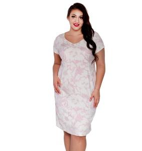 a092ece541 Modne sukienki dla puszystych w dużych rozmiarach XXL - Moda Plus ...
