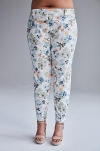 16a266864b2d83 Eleganckie spodnie damskie, duże rozmiary XXL - Moda Size Plus Iwanek