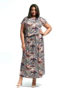 80dc9423 Sukienki do pracy - Moda Size Plus Iwanek