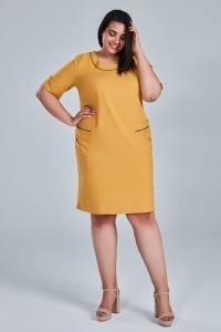 266efb8f Modne sukienki dla puszystych w dużych rozmiarach XXL - Moda Plus ...