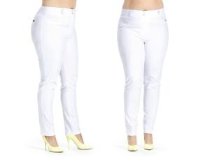 ddb18ff3a9fcca Eleganckie spodnie damskie, duże rozmiary XXL - Moda Size Plus Iwanek