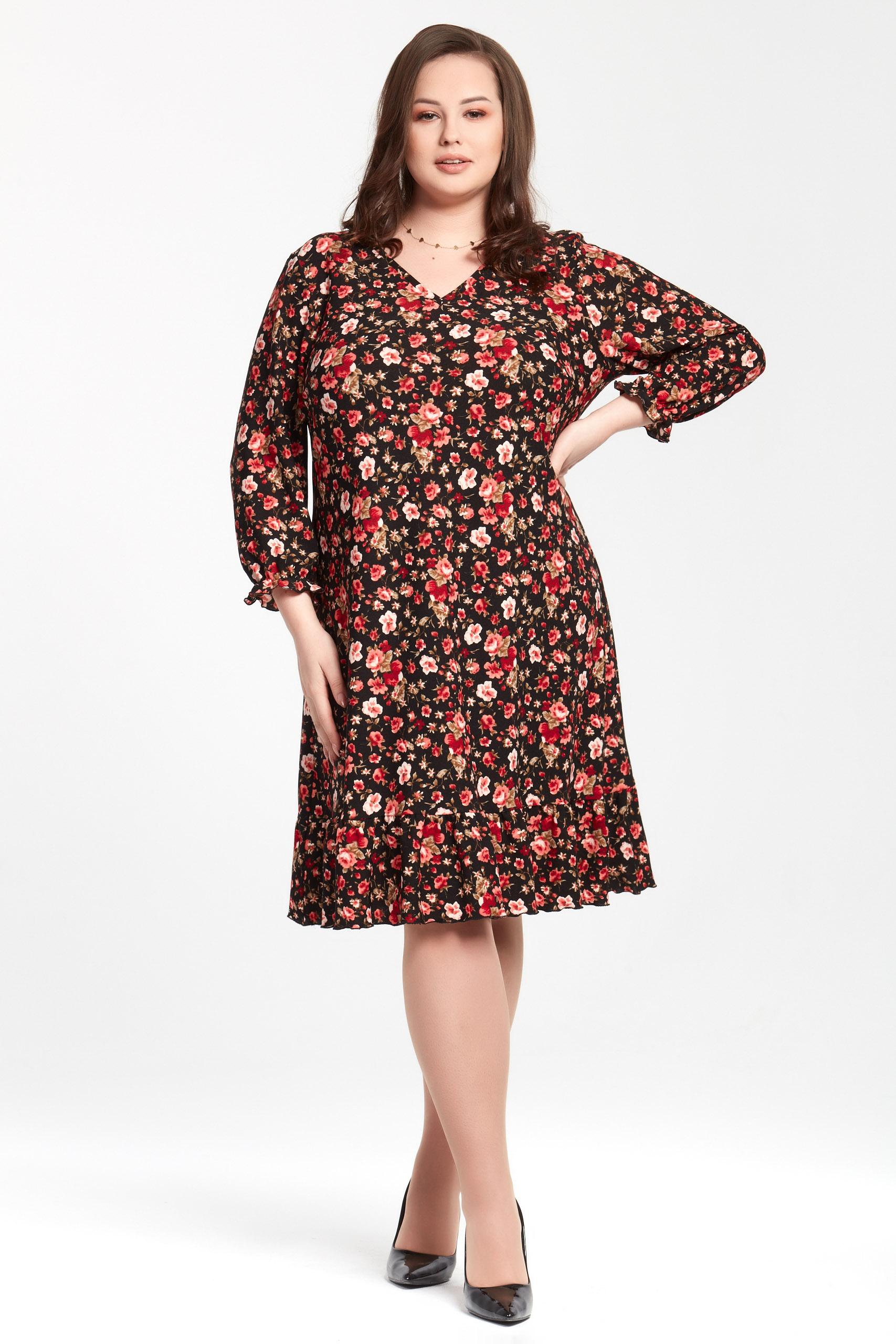 Sukienki Plus Size dla Puszystych. Modne Duże Rozmiary XXL